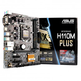 ASUS H110M-PLUS Socket 1151