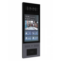 Akuvox X-915 Face Recognition